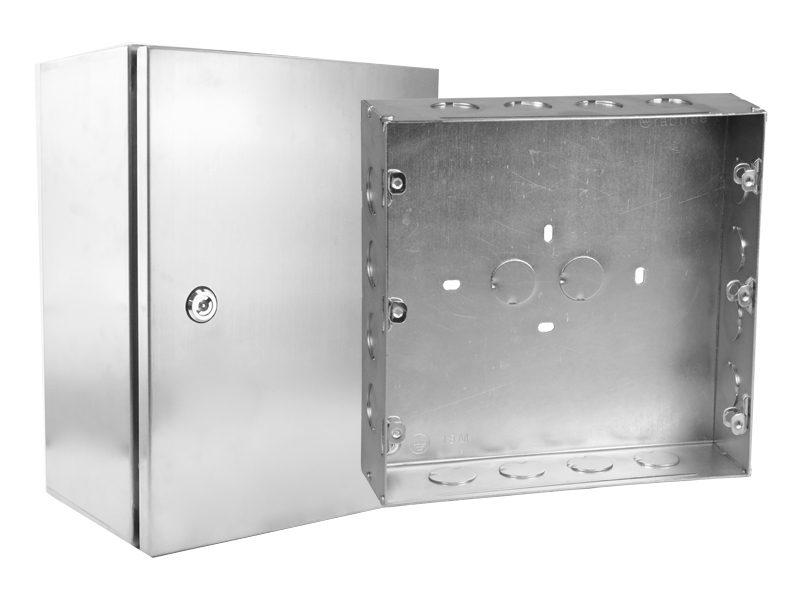 GI Boxes & Metal Enclosures