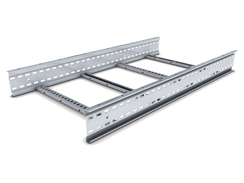 GI Cable Trays, Trunking & Accessories