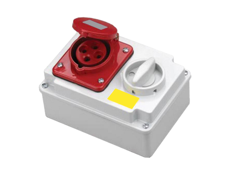 Industrial Switches & Sockets