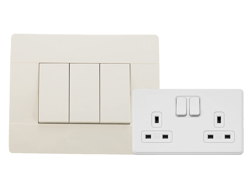 PVC Switches, Sockets & Accessories