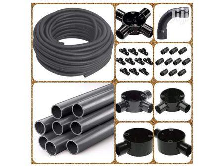 pvc conduit accessories